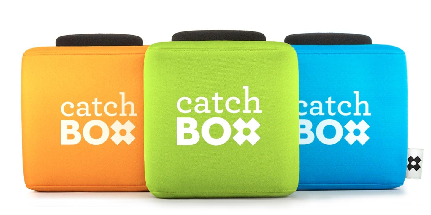 Catchbox Throwable Microphone New Zealand and Australia