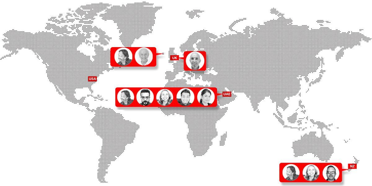 Presentation Designer in New Zealand and Australia